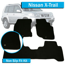 TO FIT: Nissan XTrail - (2001 - 2007) - Tailored Car Floor Mats - X-Trail T30