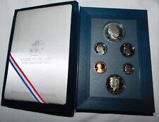 1990 United States Prestige Coin Set 6 Coins
