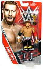 WWE Mattel Series 69 Raw Sami Zayn Figure w Bonus Slammy Award!