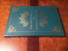 Easton Press SINBAD THE SAILOR  -  FAMOUS EDITIONS