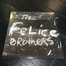 """THE FELICE BROTHERS """"SELF TITLED' DOUBLE VINYL LP FIRST PRESSING SEALED MINT"""