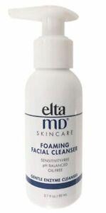 EltaMD Foaming Facial Cleanser / Gentle Cleanser 2.7 oz / 80 ml - New & SEAL