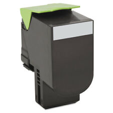 Lexmark 80C10K0 Toner 1000 Page-Yield Black