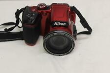 Nikon COOLPIX B500 16MP Digital Camera (Red)