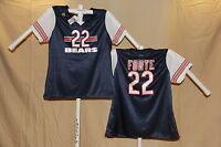 MATT FORTE Chicago Bears  DRAFT ME style JERSEY/Shirt  Womens 2XL NWT $56 retail