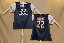 MATT FORTE Chicago Bears  DRAFT ME style JERSEY/Shirt  Womens 2XL NWT $56 retail