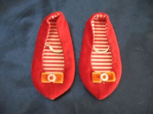 Red Shoes for the Mattel Chatty Cathy