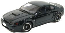 2001 Ford Mustang GT Bullitt Die-Cast 1:18 AutoArt Dark Green McQueen USA Ship'n