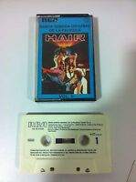 HAIR OST BSO SOUNDTRACK PELICULA CINTA TAPE CASSETTE SPANISH EDITION RCA  1979
