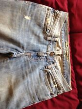Abercrombie And Fitch Madison 00 Short Jeans EUC