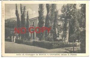 Monte San Pietro, 11.6.1954, Asilo San Giuseppe in Monte San Giovanni.