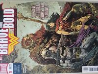The Brave And The Bold Batman And Wonder Woman #1-6 1 2 3 4 5 6 NM Complete Set