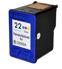 More details for remanufactured colour text quality ink cartridge for hp deskjet f310