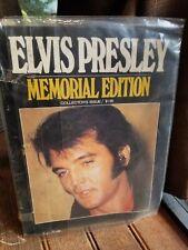 Elvis Presley 1977 Memorial Edition, Ideal Magazine - Collectors