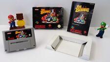 Super Nintendo SNES Spiel - The Brainies + Anleitung + OVP - CIB