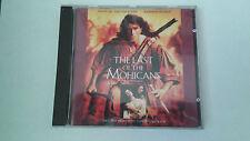 "ORIGINAL SOUNDTRACK ""THE LAST MOHICANS"" CD 16 TRACKS TREVOR JONES RANDY EDELMAN"