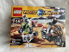 LEGO World Racers Snake Canyon NEW unopened In Box Set 8896, Yr 2010