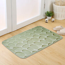 New Memory Foam Luxurious Anti-slip Bathmat Super Soft Bathroom Rug