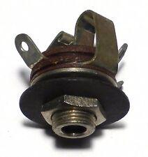 JK43 : Prise jack de châssis pour PL-68 (micro) D=5,2 mm US NOS NIB