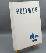 Polywog 1959 Yearbook, Polytechnic Institute of Brooklyn, Vintage Yearbook