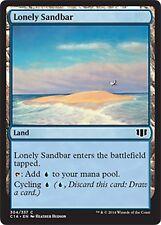 Lonely Sandbar  NM  x4   Commander 2014  MTG  Magic Cards Land  Common