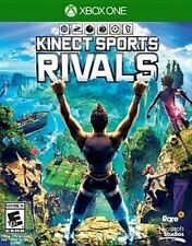 Xbox One Kinect Sports Rivals Game Online Microsoft X-box 1 Football Tennis