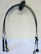 FOR RENAULT TRAFIC 1.9 2.0 2.5 DIESEL NEW GEAR CHANGE SELECTOR CABLES 01-14