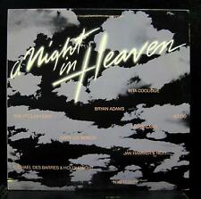 Soundtrack - A Night In Heaven LP VG+ SP-4966 Vinyl 1983 Record