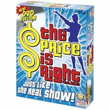 The Price is Right Game - DVD Edition - NEW IN BOX - FACTORY SEALED - Ships FREE