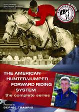 The American Hunter/Jumper Forward Riding System - 6 DVD Series - Bernie Traurig