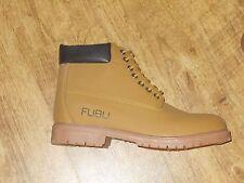 MEN'S FUBU BOOTS, FUBU SHOES FOOTWEAR STYLE, HIPHOP, URBAN LABEL, U.K SIZE 10
