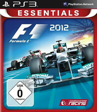 F1 2012 - Formula 1 [Software Pyramide] - [PlayStation 3] [video game]