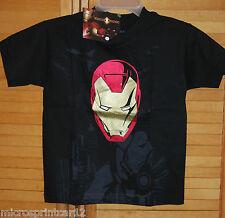 "Size 5/6 Marvel ""Iron Man"" T-Shirt"