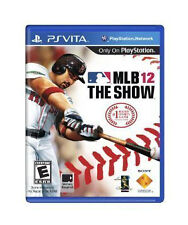 MLB 12: The Show (Sony PlayStation Vita, 2012) NEW SEALED