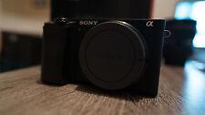 Sony Alpha a6300 24.2MP Digital SLR Camera - Black (Kit w/ 16-50mm Lens Lens)