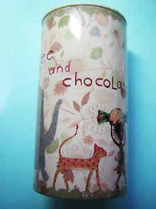MAILEG * Dose * coffee * Chocolate * Blechdose * 18x10 *  Keksdose * Kaffeedose
