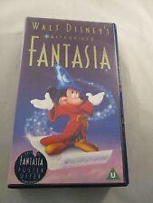 VHS Video ~ Fantasia ~ Walt Disney's Classic
