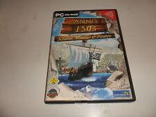 PC  Anno 1503 - Schätze, Monster und Piraten (add-on)