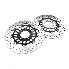 New Front Brake Disc Rotor Fit For Triumph Sprint ST1050 & Rocket III 2294cc