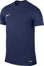 Mens Nike Gym Sports Tee T-shirt Top Size S M L XL XXL Black Navy Red Blue 2xl Navy/white