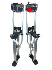 SurPro SP2 Quadlock Dually Aluminum Drywall Stilts 24-40 in (SUR-SP2-2440AP)