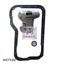 WESFIL Transmission Filter FOR Kia RIO 2000-2003 F4A-EL WCTK20