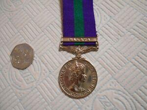 British Malaya medal