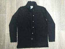 Liz Lange Maternity Black Button Down Sweater Sz 2