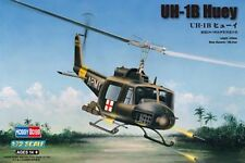 Hobby Boss 3487228 Hubschrauber Bell UH-1B Huey 1:72 Helikopter Modell Modellbau