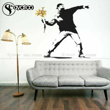 Tiles Silhouettes Wall Decals & Stickers