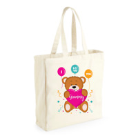 Grammy Gift Birthday Bag Personalised To Be Mothers Day Present Tote Gift Idea
