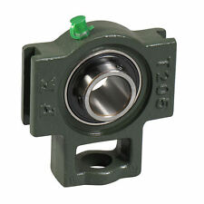 UCT207 35mm Metric Cast Iron Take Up Unit Self Lube Housed Bearings UCT