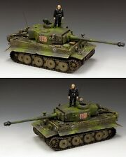 KING AND COUNTRY Karl Otto's Tiger 1 Tank WSS311 WS311
