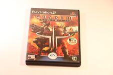 Quake III: Revolución (Sony PlayStation 2, 2001) - versión europea PAL